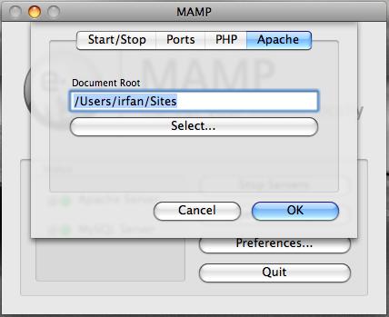 mamp-http-root