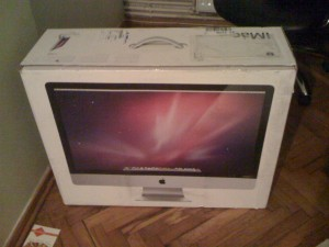 iMac 27 inch 2.66 Ghz i5 Quad Core